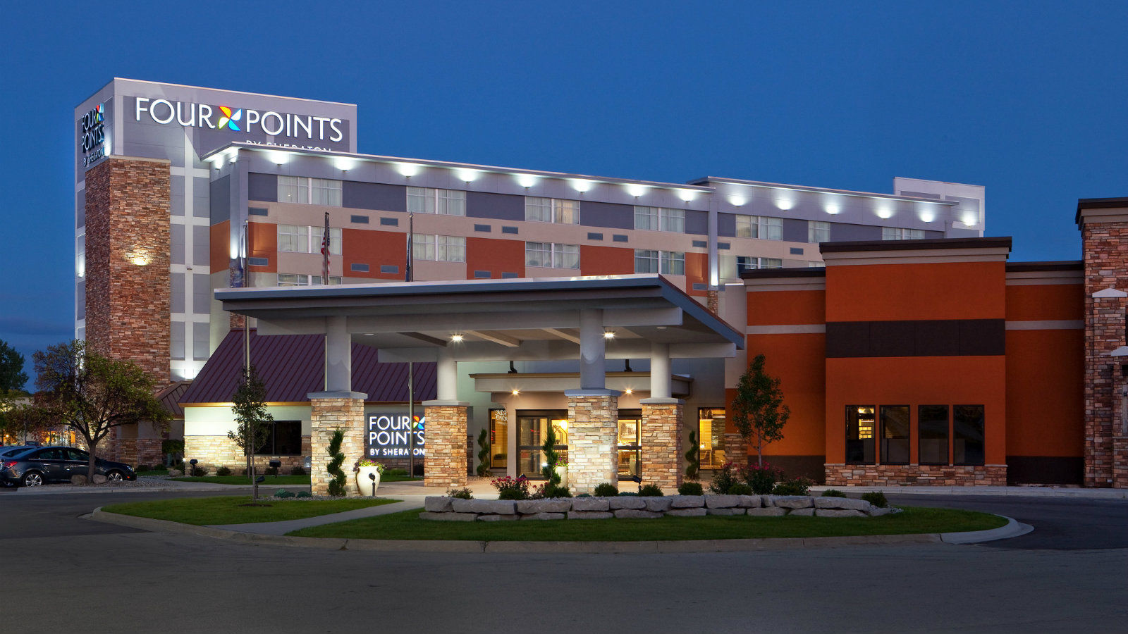 Hotel Near Saginaw Valley State University